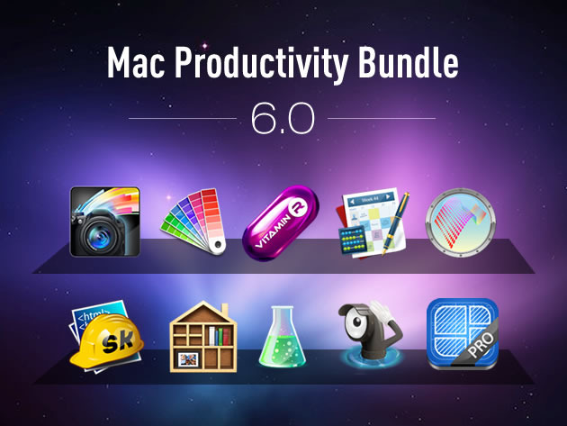 Banner Mac Productivity Bundle 6.0