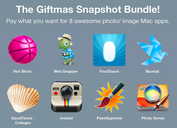 Screenshot Giftmas Snapshot Bundle