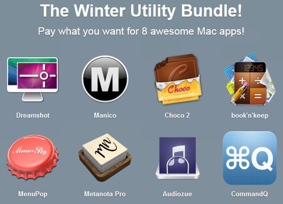 Screenshot Winter Utility Bundle