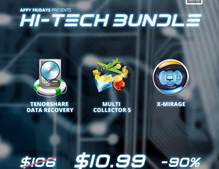 Banner Hi-Tech Bundle