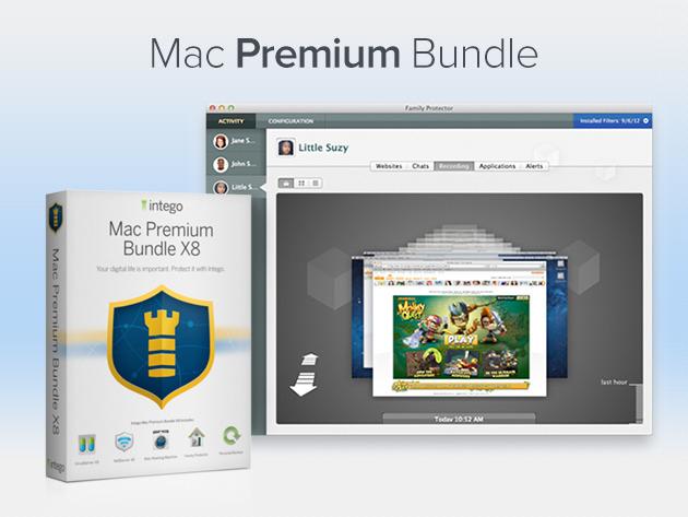 Screenshot StackSocial Mac Premium Bundle X8