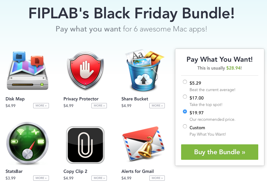 Photo FIPLAB Black Friday Bundle