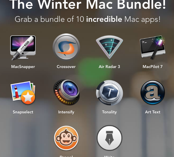 Photo Winter Mac Bundle
