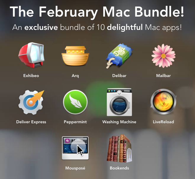Photo February Mac Bundle
