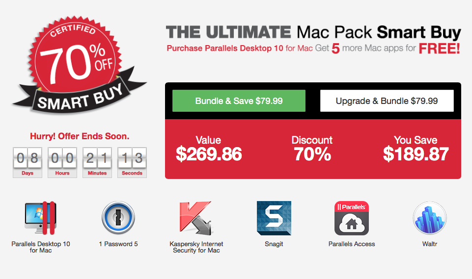 Photo Ultimate Mac Pac Smart Buy
