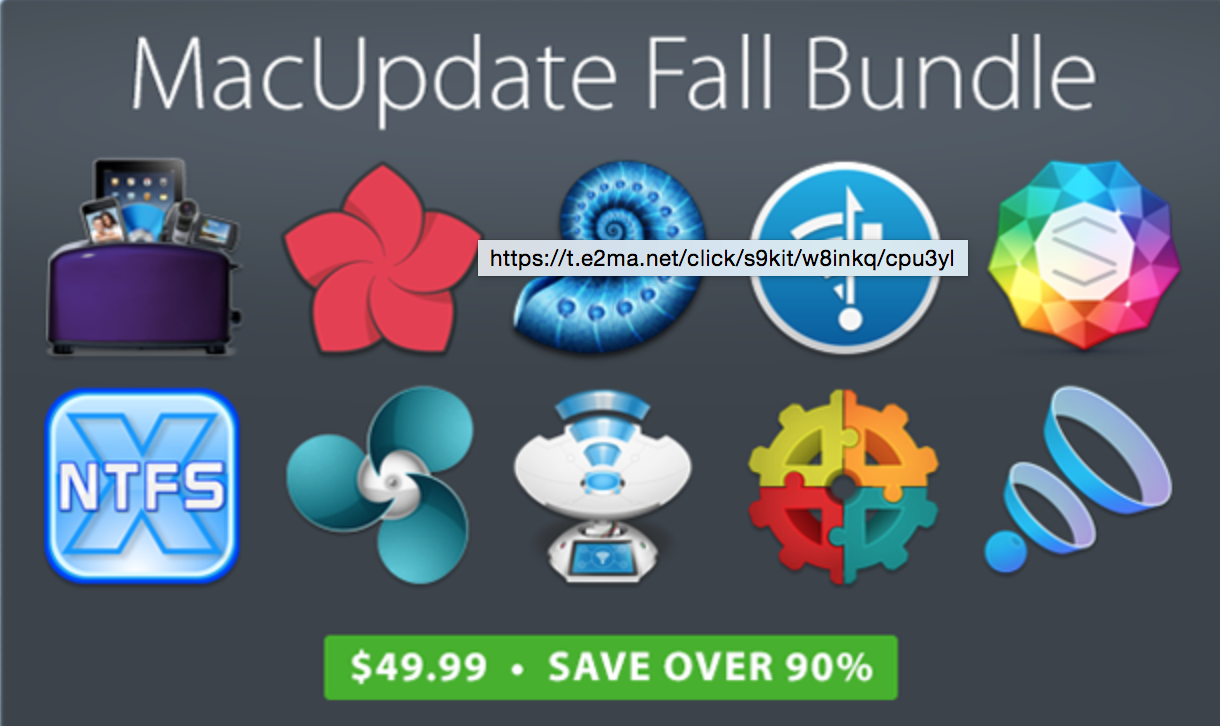 Photo MacUpdate Fall Bundle