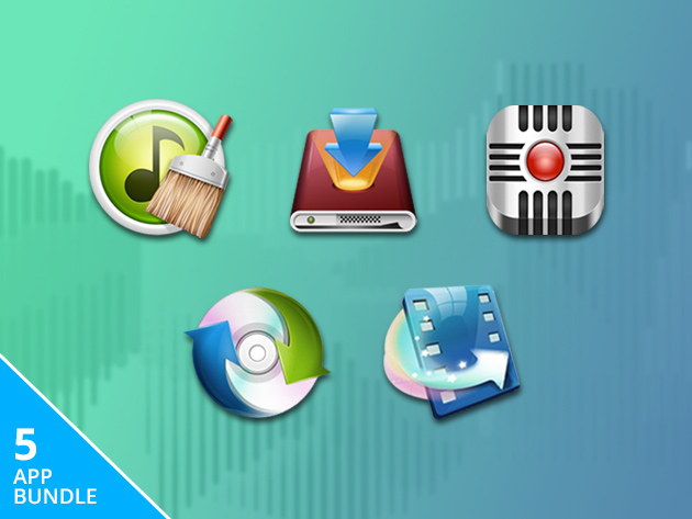 Photo PWYW Leawo Media-Pro Mac Bundle