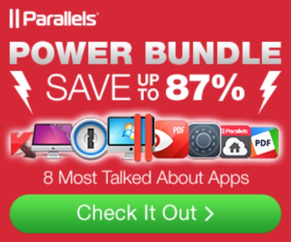 Photo Parallels Power Bundle