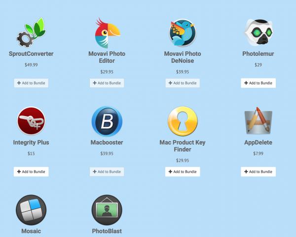 Photo Bundlefox Pick Your Own Mac Bundle