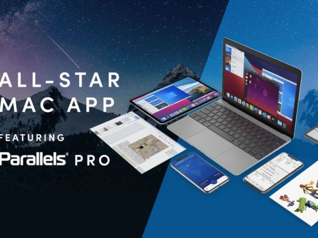 All-Star Mac Bundle feat. Parallels Pro