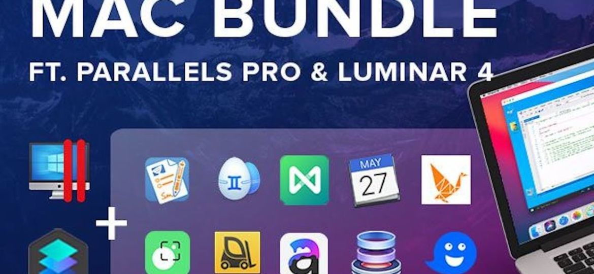 Cyber Monday Mac Bundle