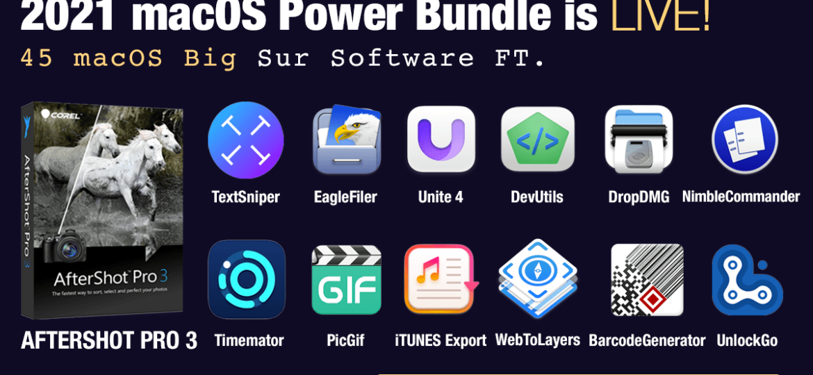 Bundlehunt 2021 macOS Power Bundle
