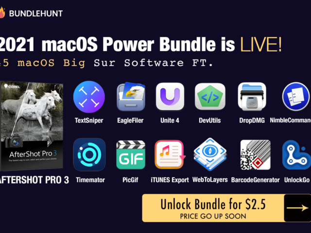 Bundlehunt 2021 macOS Power Bundle