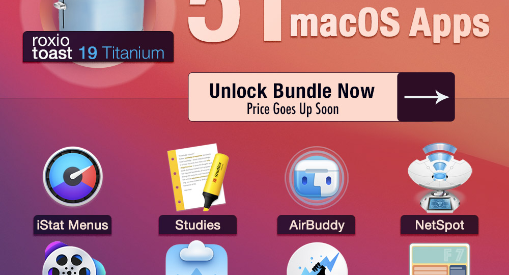 Epic macOS Bundle